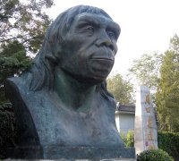 Statue of Peking Man